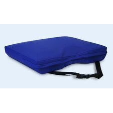 Apex Core Coccyx Gel-Foam Cushion in Royal Blue