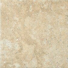 "Artea Stone 20"" x 20"" Field Tile in Avorio"