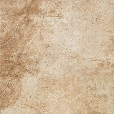 "Forest Impressions 12"" x 8"" Wall Tile in Beige"
