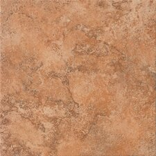 "Tosca 20"" x 20"" Field Tile in Amber"