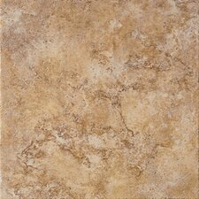 "Tosca 13"" x 13"" Field Tile in Noce"