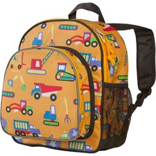 Olive Kids Construction Under Pack'n Snack Backpack