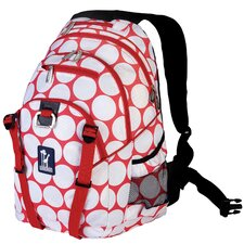 Ashley Big Dot Serious Backpack