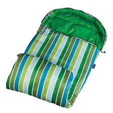Ashley Cool Stripes Stay Warm Sleeping Bag