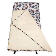 Classic Horse Dreams Easy Clean Nap Mat
