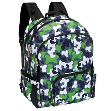 Ashley Camo Macropak Backpack