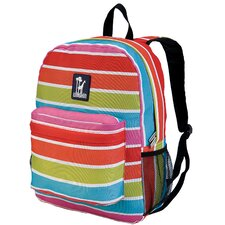 Ashley Bright Stripes Crackerjack Backpack