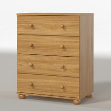Dorset 4 Drawer Chest