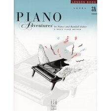 Piano Adventures - Lesson Book Level 3A