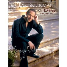 Jim Brickman: The Disney Song Book (Piano / Vocal / Chords)
