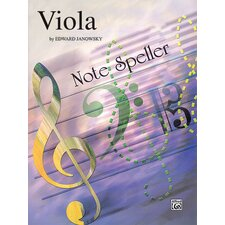 String Note Speller - Viola