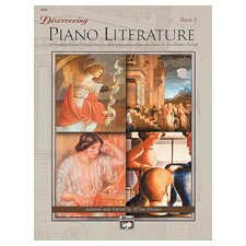 Discovering Piano Literature, Book 2