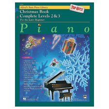 Basic Piano Course: Top Hits! Christmas Book Complete 2 and 3