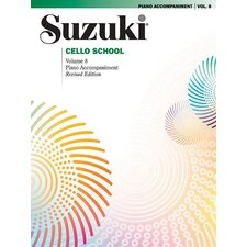 Suzuki Cello School Piano Acc., Volume 8