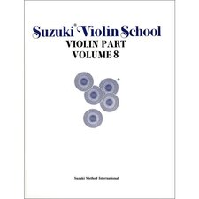 Suzuki Violin School Violin Part, Volume 8