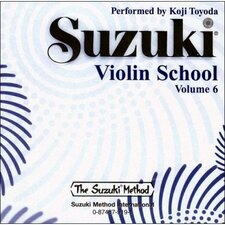 Suzuki Violin School CD, Volume 6