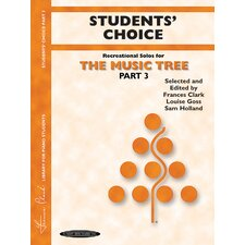 The Music Tree: Students' Choice Part 3