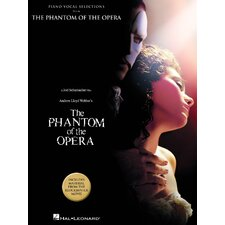 The Phantom of the Opera - Piano and Vocal Movie Selections