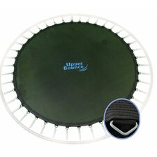 "Jumping Surface for 16' Trampolines with 108 V-Rings for 7.5"" Springs"