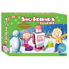Ideal Sno Friends Tool Kit