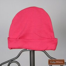 Baby Hat in Hot Pink