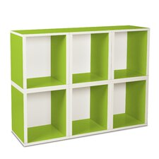 Eco-Friendly Modular Storage Cubes Plus (Set of 6)