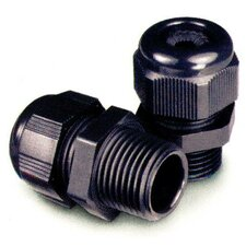 "0.25"" Nylon Cable Glands NPT Thread"