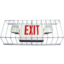 Wire Guard for Combo Exit / Emergency Light