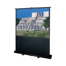 87063 Deluxe Insta-Theater Portable Tripod Projection Screen - 60x80""