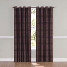 Bellagio Window Blackout Curtain Single Panel