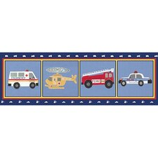 Rescue Vehicles Wall Art