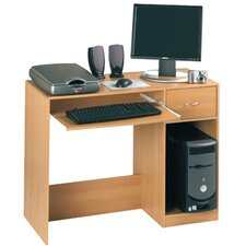Bellport Computer Desk in Beech Veneer