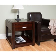Carlton Entertainment End Table