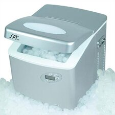 Portable Ice Maker w/LCD