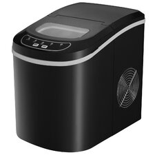 Portable Ice Maker in Black