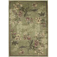 Sorrento Green Rug