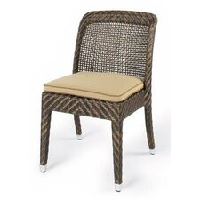 Hawaii Dining Side Chair with Cushion