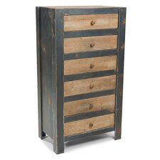 Bolt 6 Drawer Chest