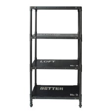 Soho 4 Level Bookshelf