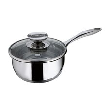 Cucinare Stainless Steel Saucepan with Lid