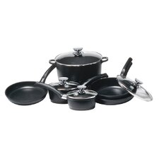 Signocast Cast Aluminum 10-Piece Cookware Set