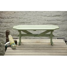 Harvest Wood Picnic Bench