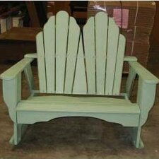 Fanback Rocking Chair