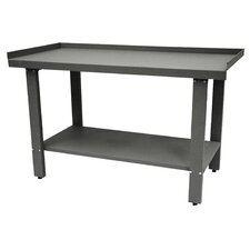 59 Indust Gray Workbench