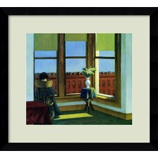 Room in Brooklyn Framed Print Wall Art