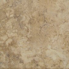 "Lucerne 13"" x 13"" Porcelain Floor Tile in Pilatus"