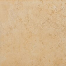 "Odyssey 20"" x 20"" Glazed Ceramic Floor Tile in Oro"