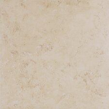 "Belgio 13"" x 13"" Glazed Porcelain Tile in Beige"