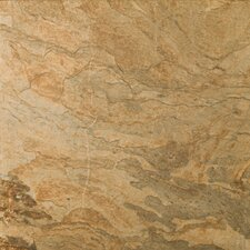 "Landscape 12"" x 12"" Porcelain Floor Tile in Prarie"