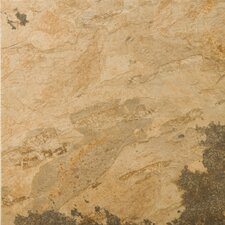 "Landscape 18"" x 18"" Porcelain Floor Tile in Mountain"